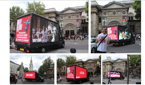 UK City Digivan Tour
